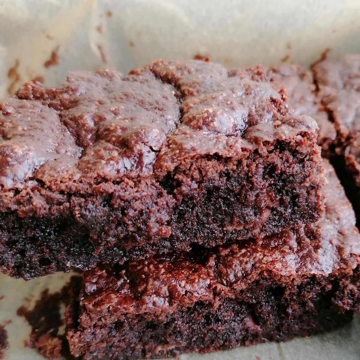 Dairy-free chocolate brownies