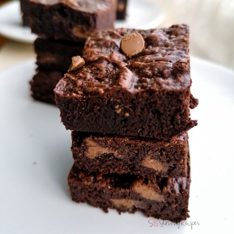Dairy Free Chocolate Brownies: Easy to Make and Perfect for Traybakes