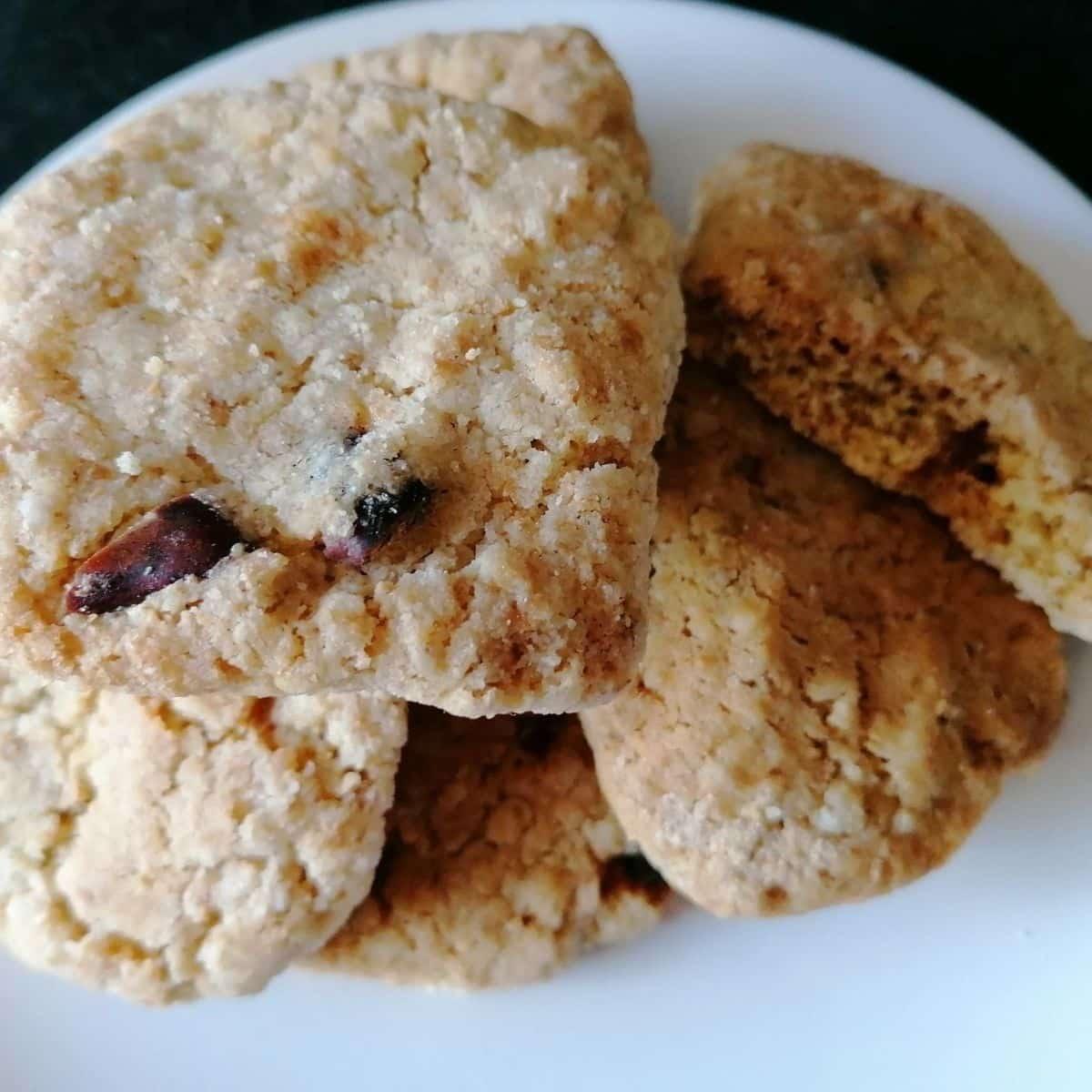 coconut dates cookies