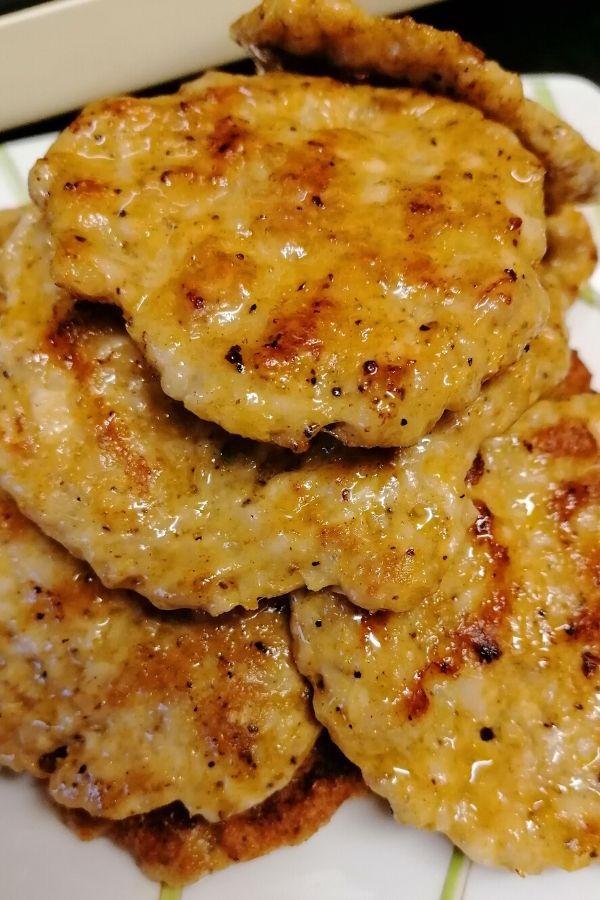 Pakistani chicken kebabs