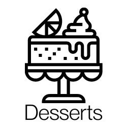 dessert icon for jump in