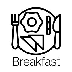 breakfast icon to jump in