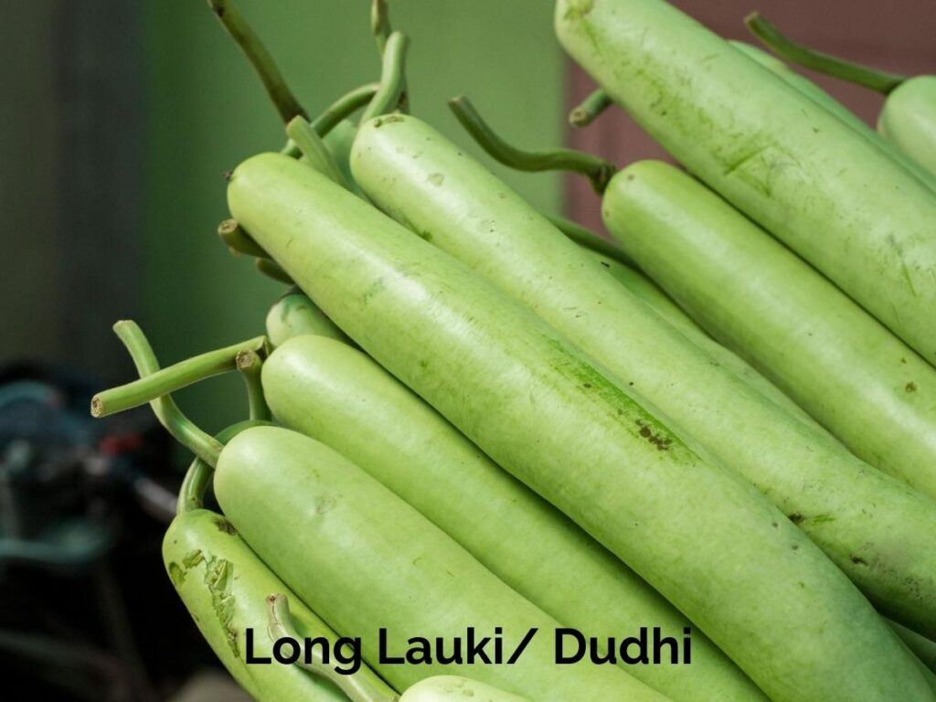 long lauki - long bottle gourds