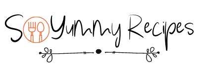 So Yummy Recipes logo