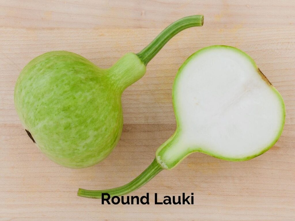 round lauki - round bottle gourds
