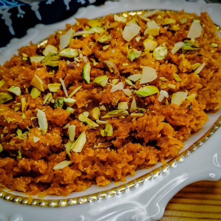 Gajar ka halwa – easy carrot halwa Pakistani recipe