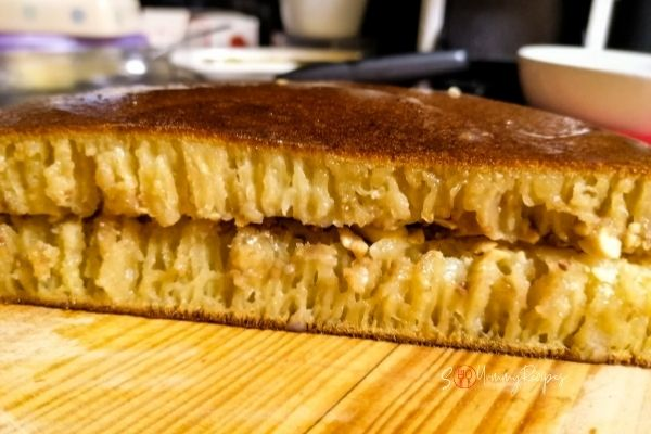 ready-made martabak manis