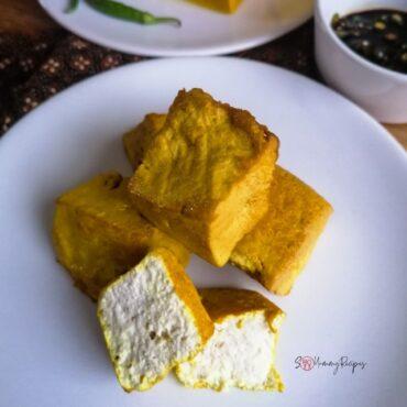 Tofu - Indonesian Tahu Kuning