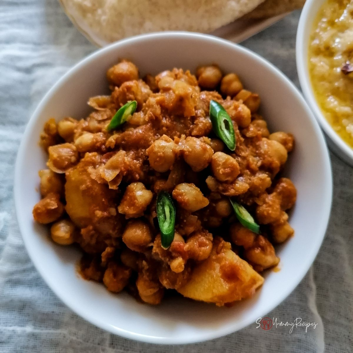 Chana Aloo Curry