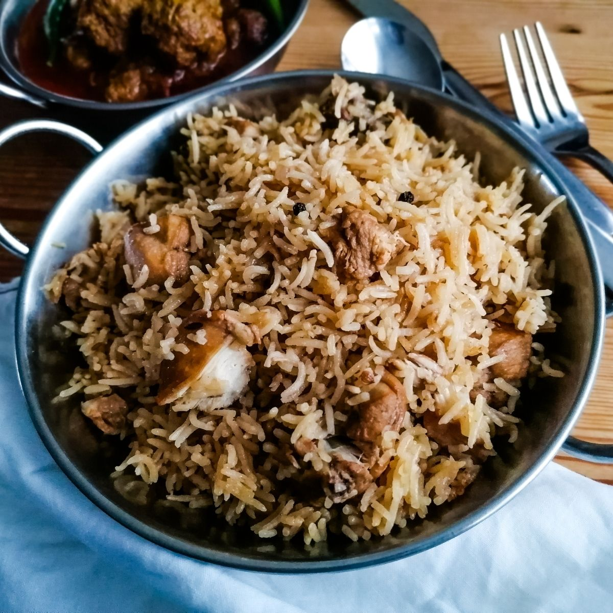 Chicken Pilau Rice