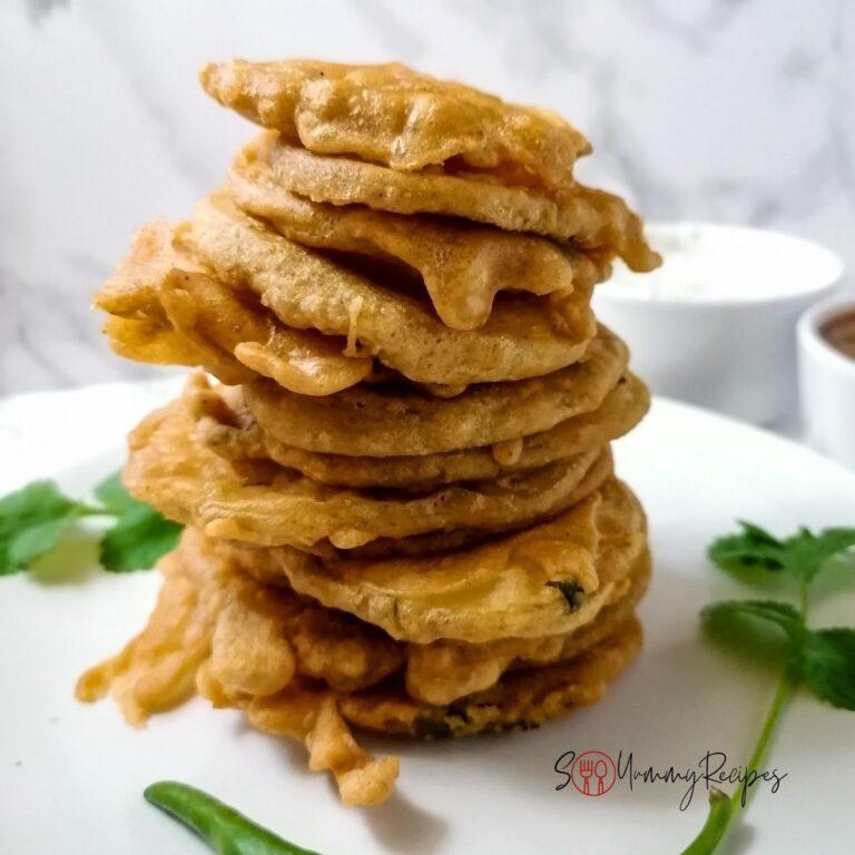 Potato Pakora – Aloo Pakora