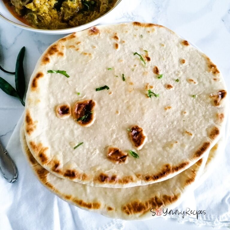 Naan Bread Recipe With No Yeast: A Quick And Easy Recipe