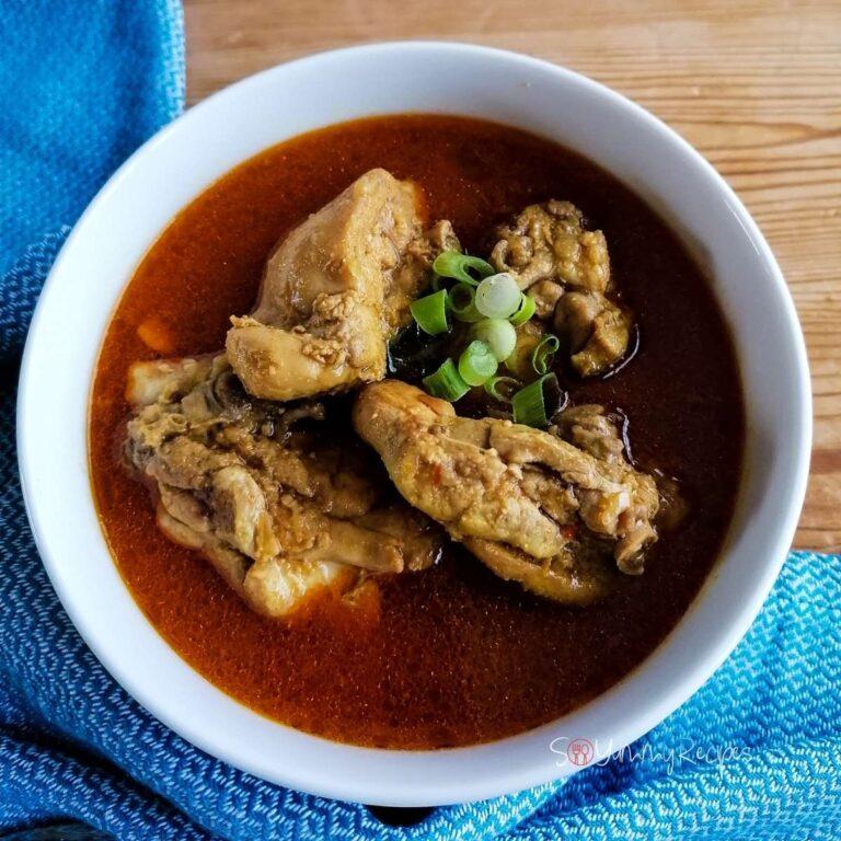 Kari Ayam: Indonesian Chicken Curry Recipe